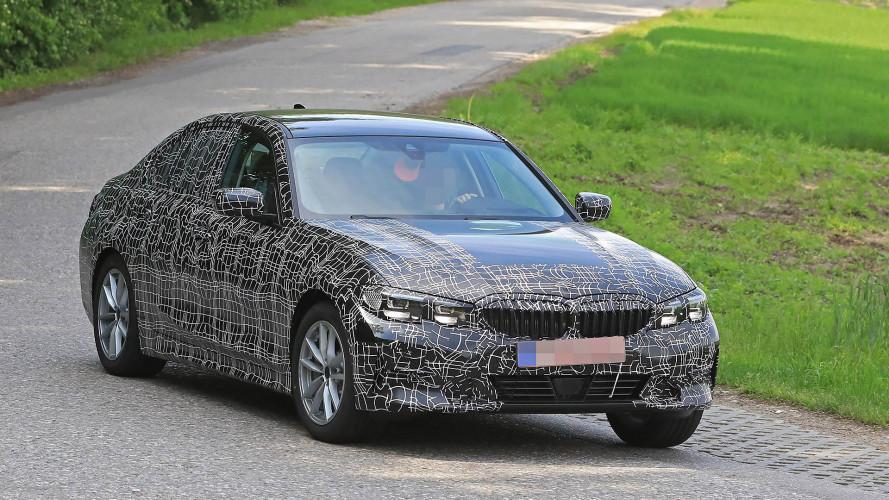 Das ist der neue BMW 3er