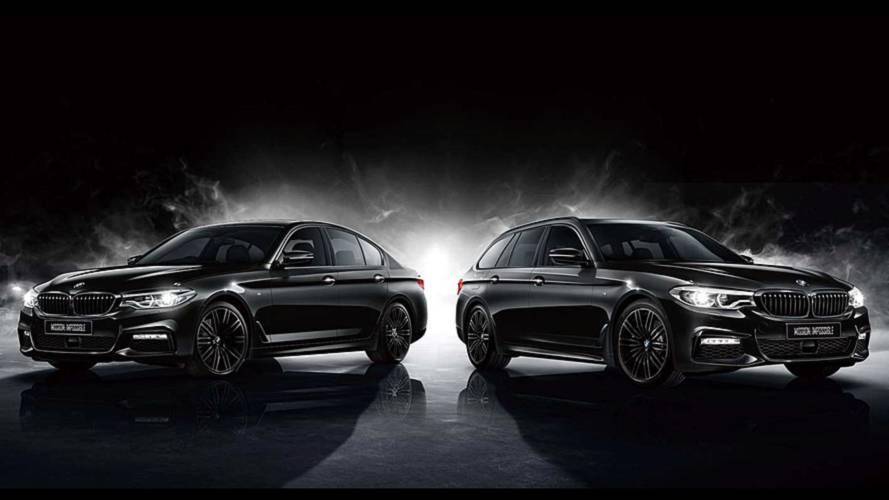 BMW Série 5 et M5 Mission: Impossible - Pour le Japon