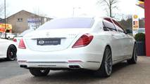 Mercedes-Maybach S 600