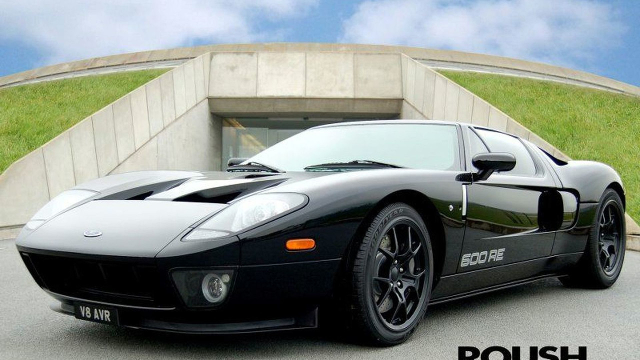 Roush 600RE Based on Ford GT