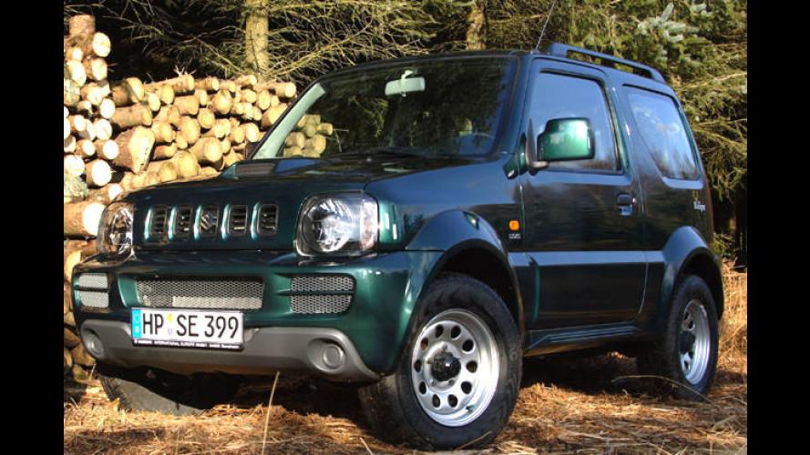 Für Jäger und Angler gebaut: Der Suzuki Jimny Ranger