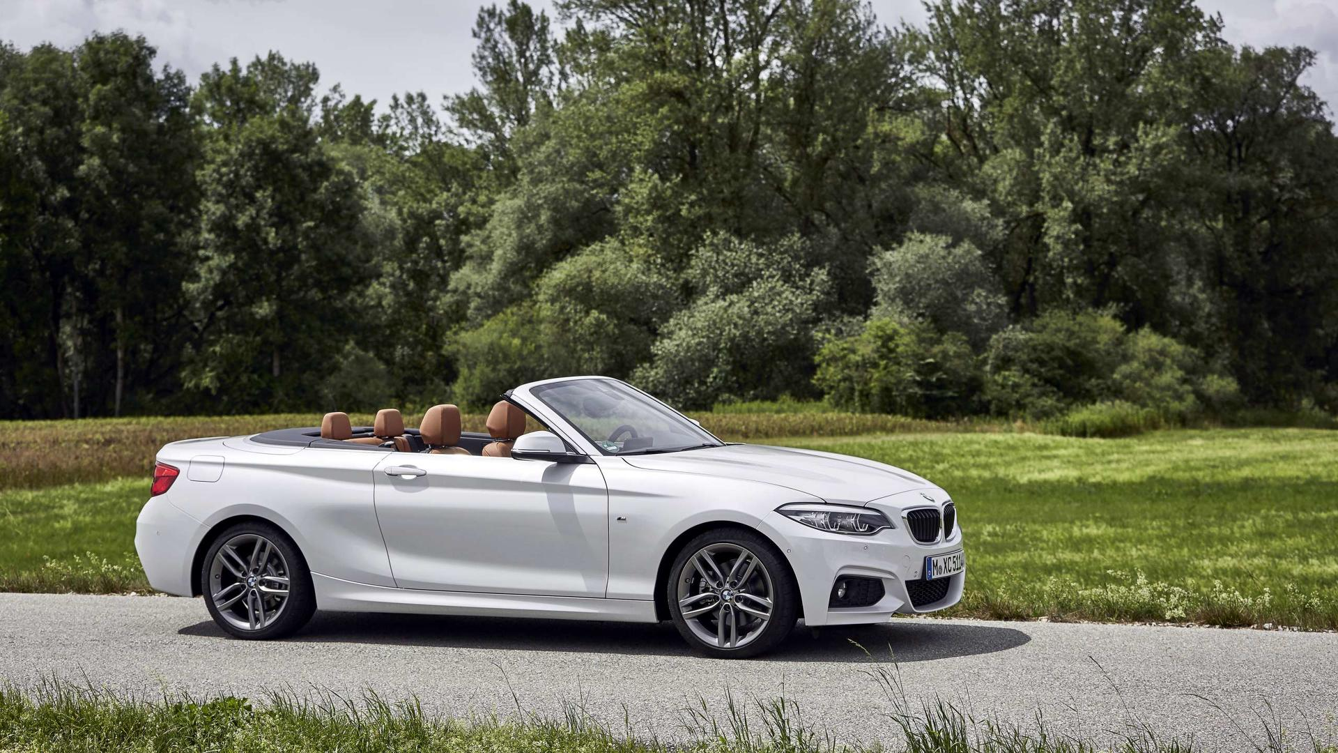 bmw convertible cars top speed