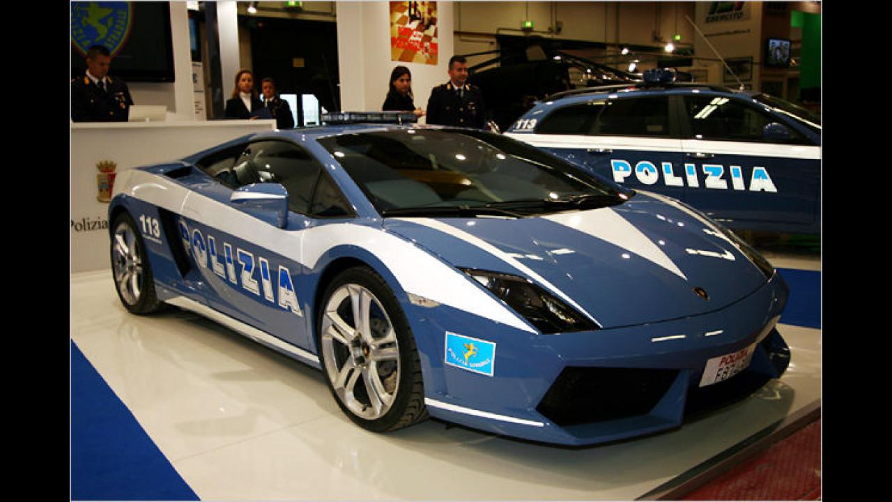 Lamborghini Gallardo LP 560-4 ,Polizia