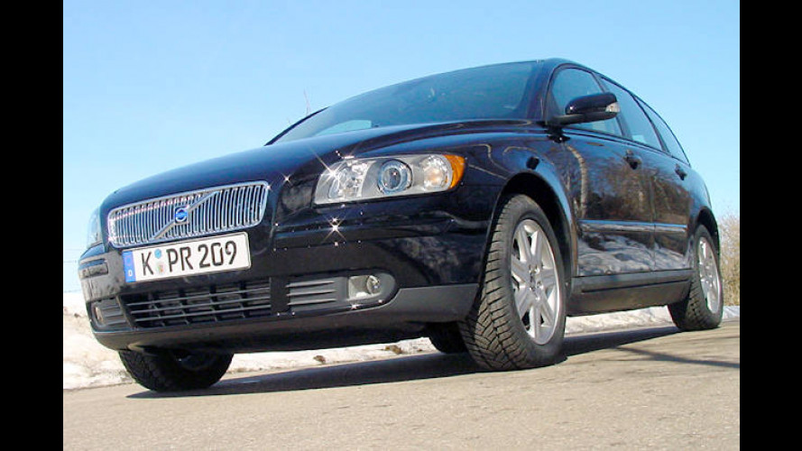 Volvo V50 Edition: Sportliche Eleganz für den Kombi