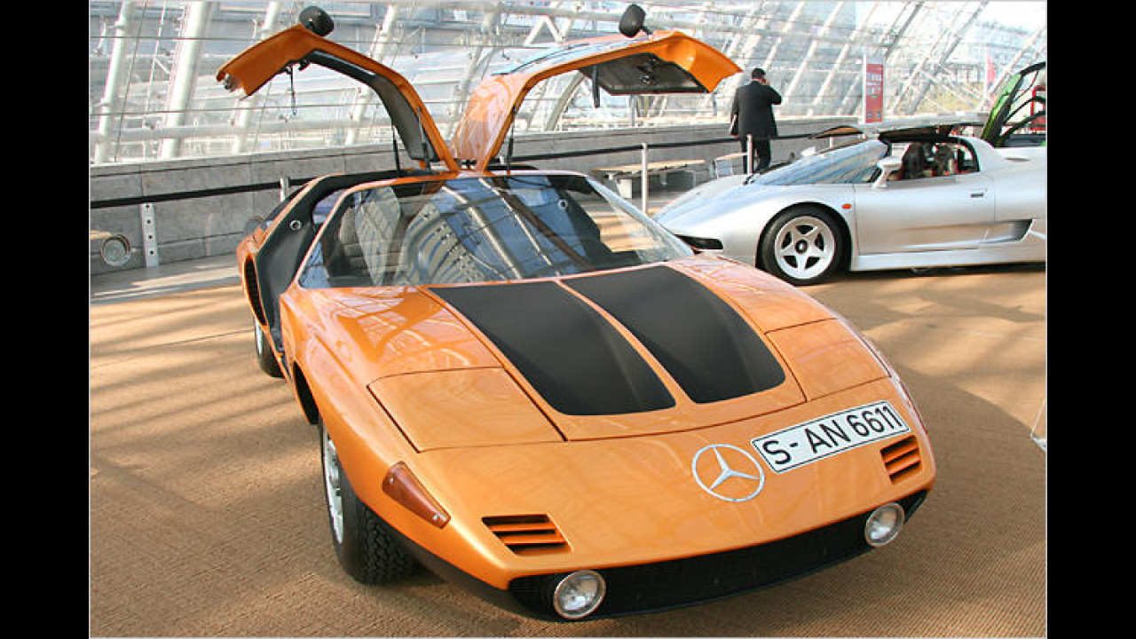 Mercedes-Benz C 111 – II