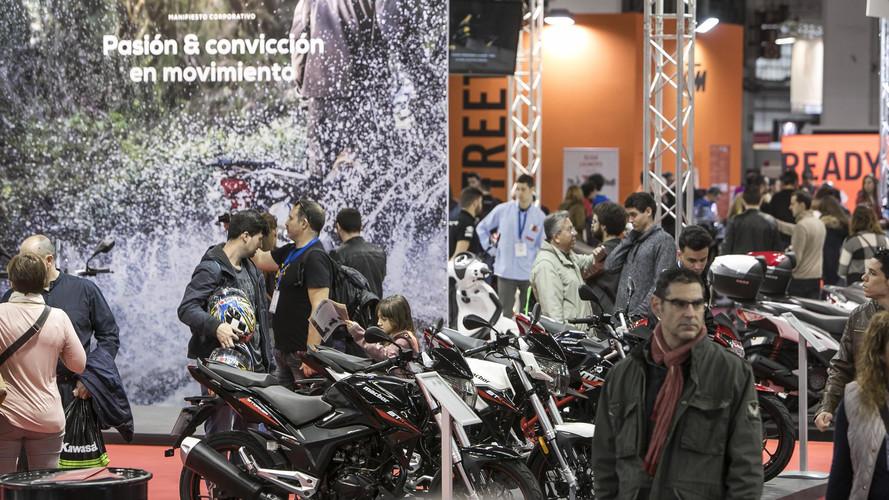 Las ventas de motos bajan un 7,8% en el primer semestre de 2017