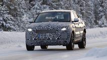 2018 Jaguar E-Pace spy photos