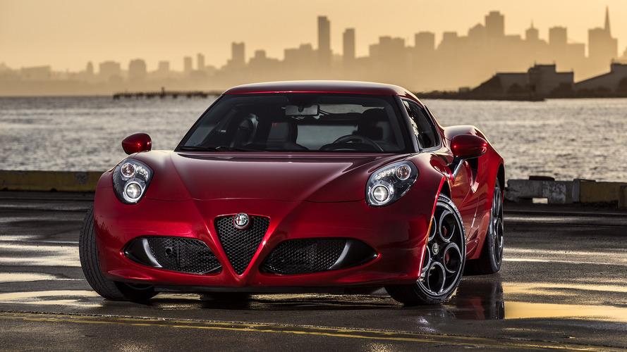 Alfa Romeo 4C'nin Quadrifoglio versiyonuna gerek görülmüyor