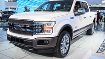 2018 Ford F-150: Detroit 2017