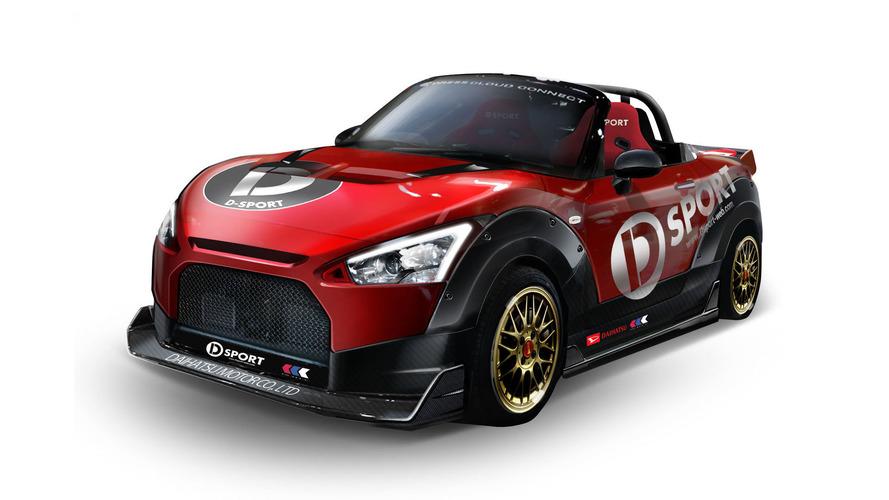 Daihatsu, Tokyo için 11 sevimli konsept hazırladı