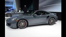 Salão de Detroit: Porsche 911 Turbo e Turbo S estreiam com até 580 cv