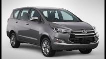 Prima da Hilux: minivan Toyota Innova pode ser produzida na Argentina