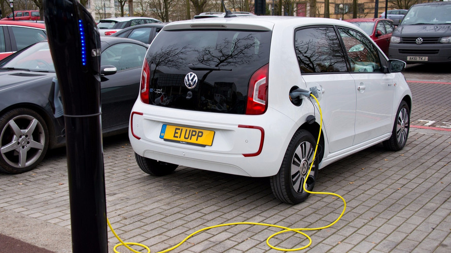 VW buys into Hubject e-charging network