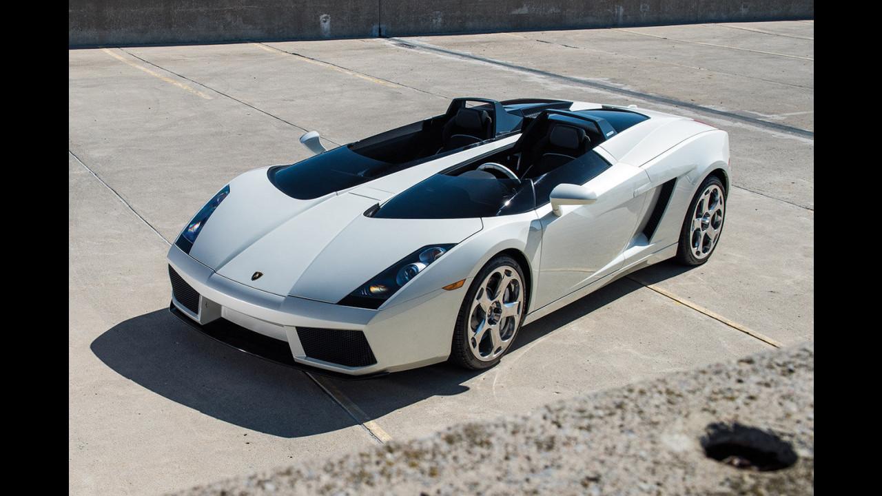 Lamborghini Concept S - Telaio 001