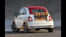 Fiat 500 restyling showcar