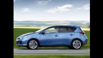 Toyota Auris Hybrid restyling