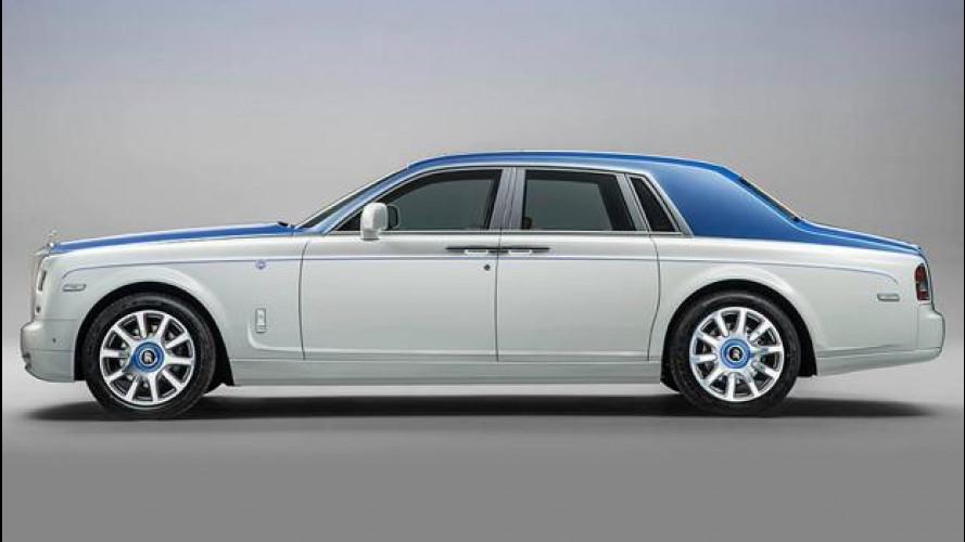 Rolls-Royce Phantom Nautica, dallo yacht alla berlina il passo è breve