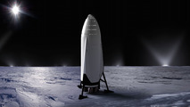 SpaceX Interplanetary Mission