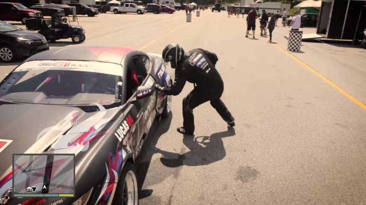 Justin Pawlak GTA drift film