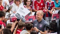 Bayern Munich Audi