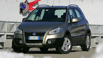 New Fiat Sedici