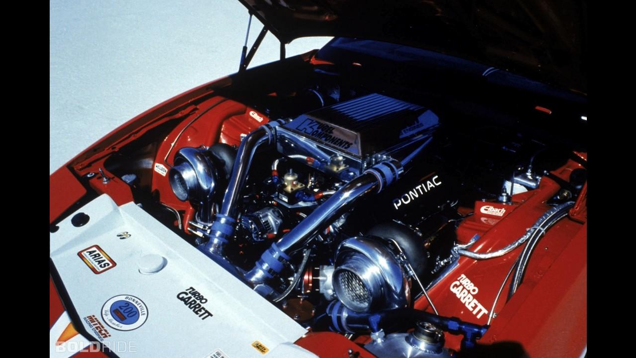 Pontiac Twin Turbo Firebird