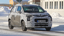 C3 Picasso Spied