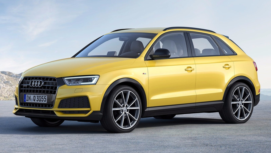 le nouveau audi q3 pourrait ressembler a. Black Bedroom Furniture Sets. Home Design Ideas