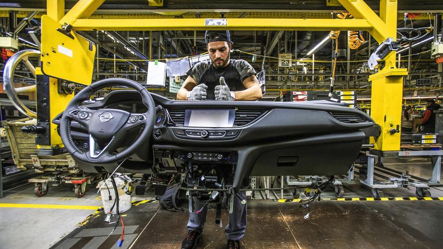 Opel - Un nouveau SUV pour l'usine allemande Ruesselsheim