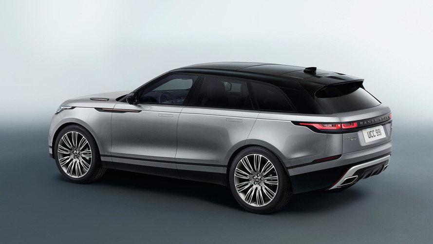 Range Rover For Sale Usa >> The most expensive Land Rover Range Rover Velar costs $103,265