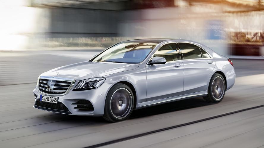 2018 Mercedes S-Serisi taze yüzü ve yeni motorlarıyla geldi