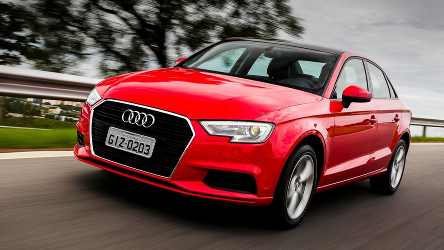 Sedãs Premium em junho – A3 Sedan perde mais de 40% dos compradores