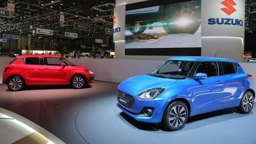 Suzuki en pleine forme sur le marché français