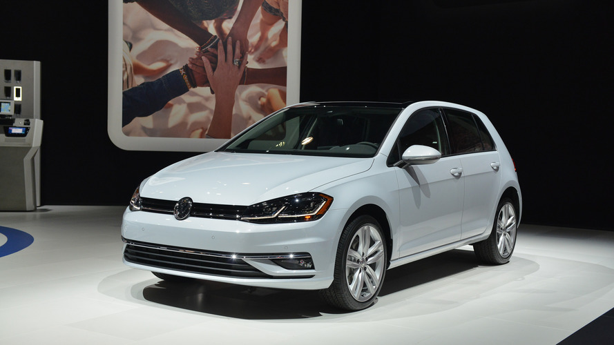2018 Volkswagen Golf Full Line New York 2017