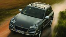Porsche Cayenne S Transsyberia Special Edition
