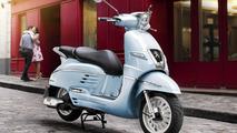Peugeot Scooters Tweet y Django