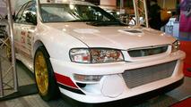 Subaru Gobstopper at Autosport International