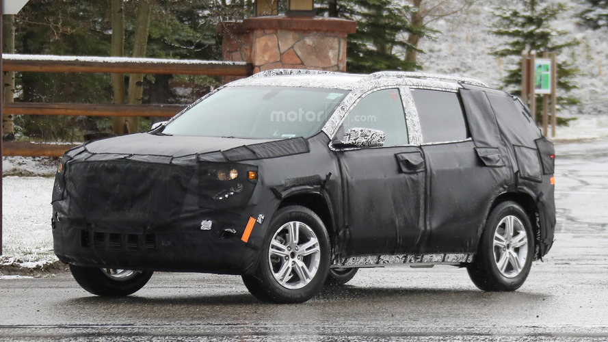 2018 gmc terrain reveal. beautiful terrain 2018 gmc terrain spied ahead of a possible debut later this year on gmc terrain reveal