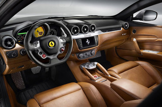 Ferrari Engine Patent Suggests it Might Build More than Just Sportscars