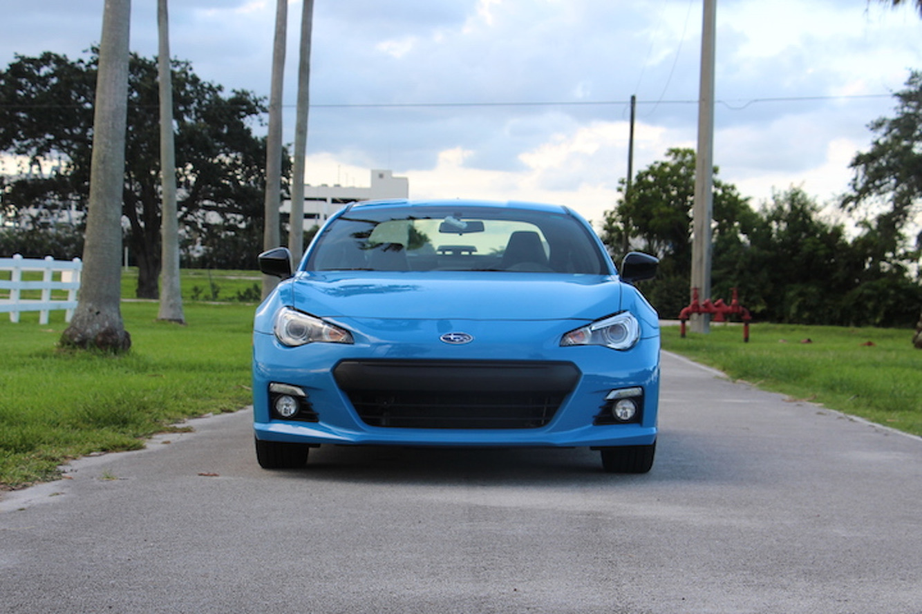 2016 Subaru BRZ Hyperblue Review