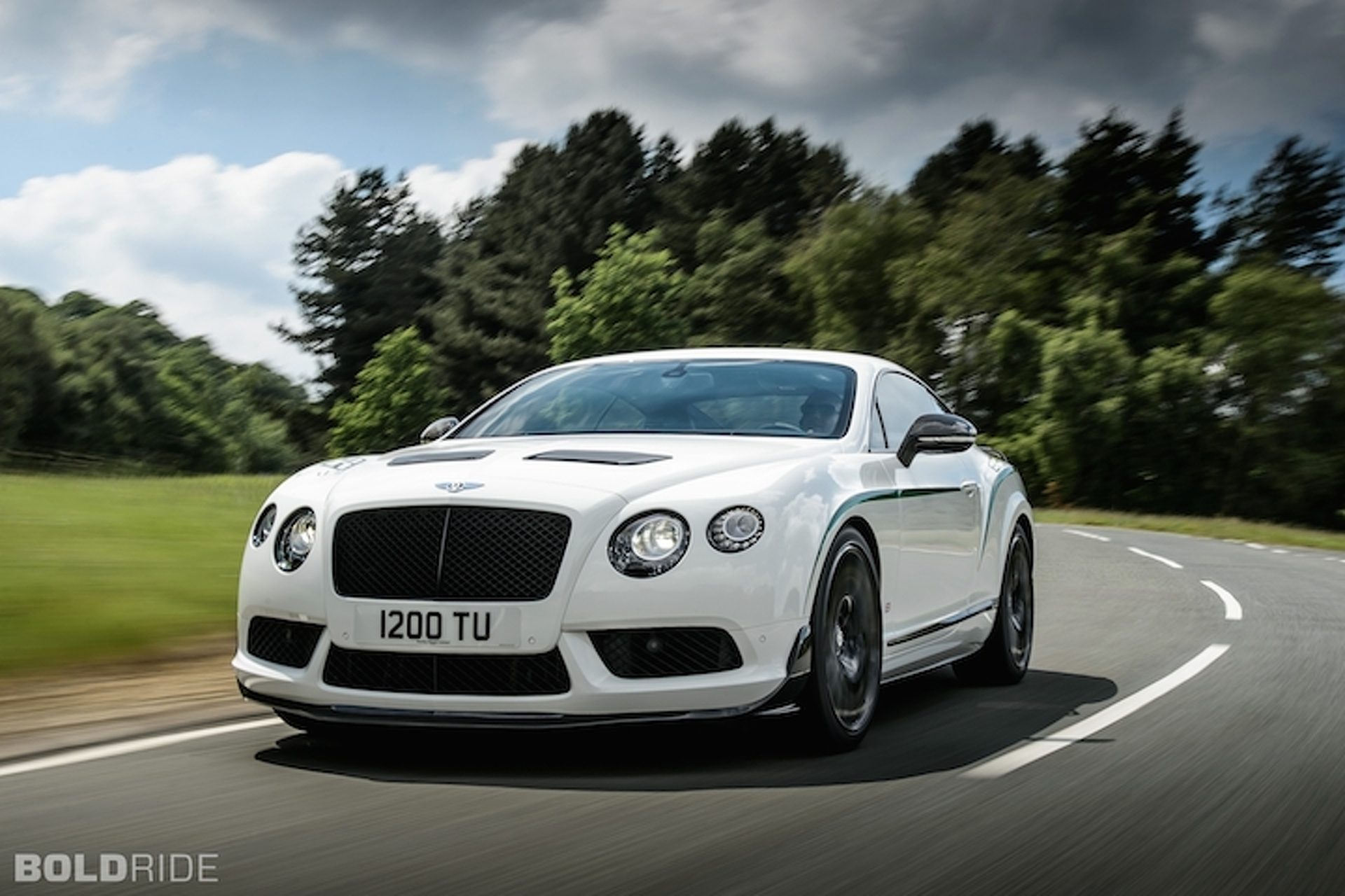 Bentley Continental GT3-R: A Race Car Built for the Road