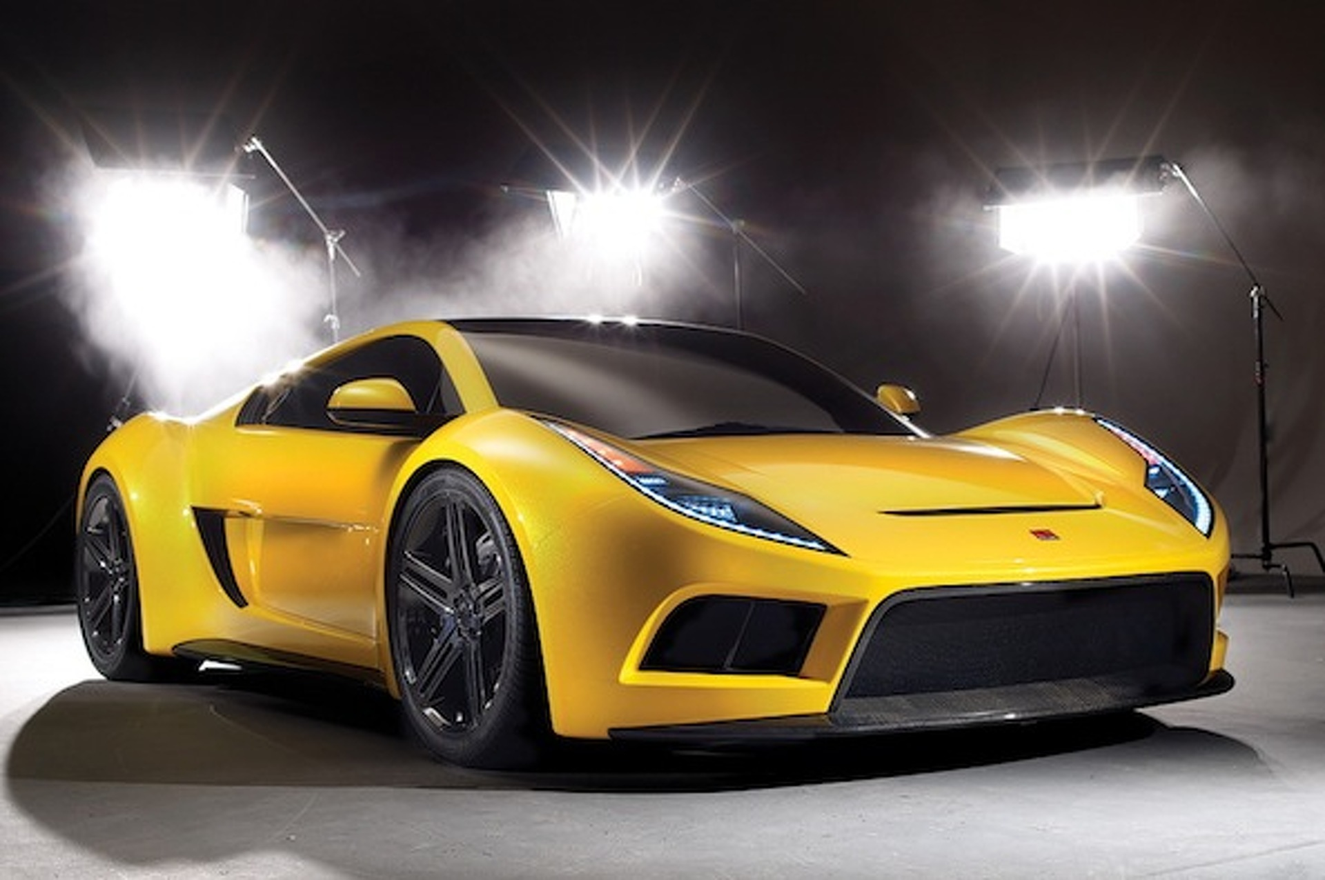 "Saleen Reassures us ""S8"" Supercar is Coming"