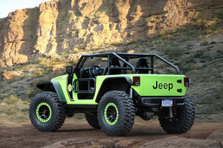 This Hellcat-Powered Jeep Wrangler is 707HP Worth of Pure Off-Road Fury