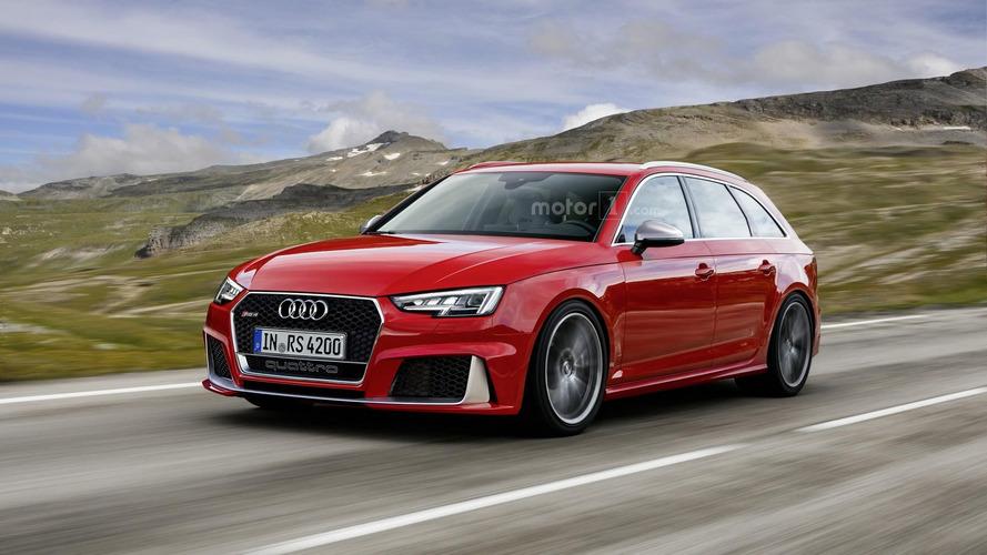 Audi RS4 ve RS5 modellerine yeni motorlar geliyor