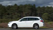 Subaru Outback 2.0D SX Lineartronic