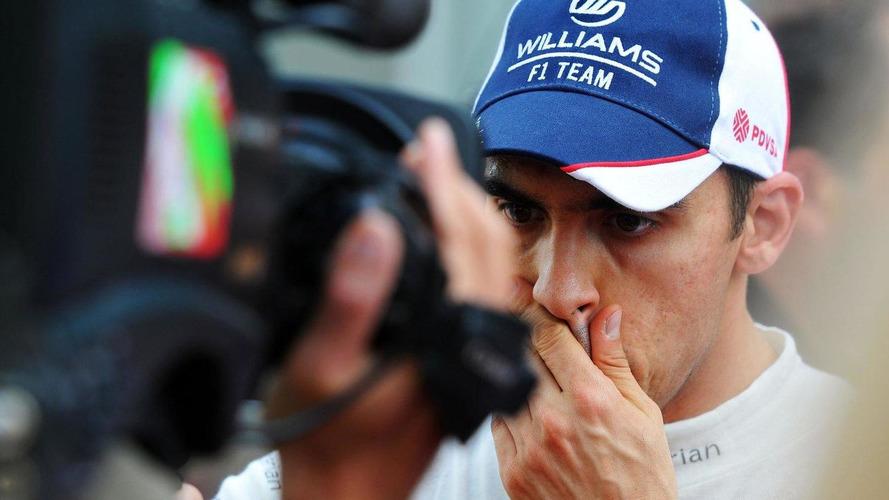 Maldonado denies F1 future clouded