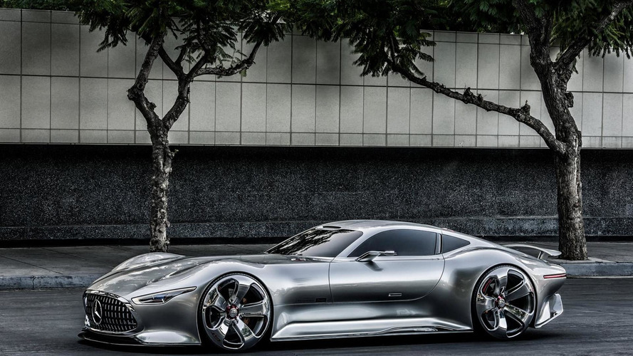 Mercedes-Benz shows how the AMG Vision Gran Turismo was born [video]