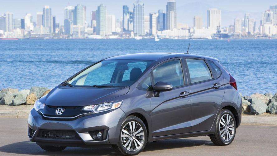 2015 Honda Fit gets priced and detailed (US)