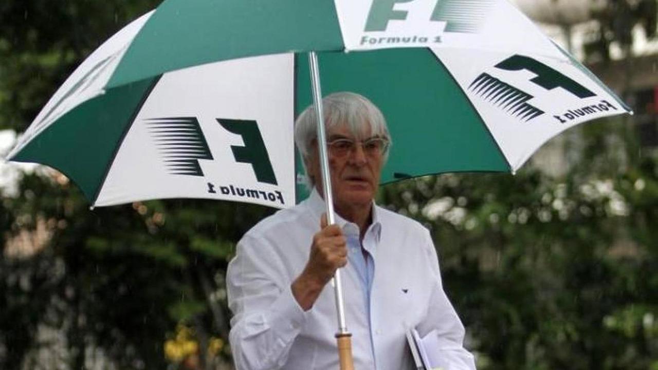 Bernie Ecclestone 23.09.2010 Singapore Grand Prix