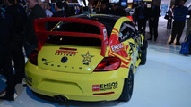 Volkswagen GRC Beetle live in Chicago